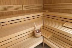 sauna v hotelu viva blue mallorca