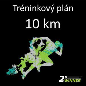 Běžecký tréninkový plán pro začátečníky 10 km