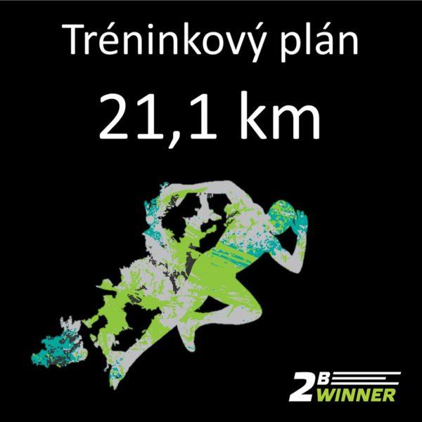 Běžecký tréninkový plán pro začátečníky půlmaraton