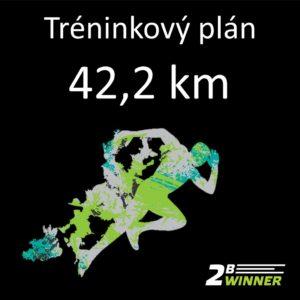 Běžecký tréninkový plán pro začátečníky maraton